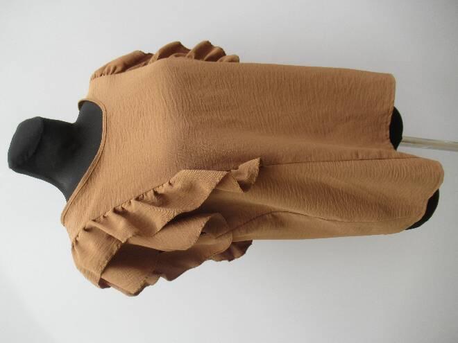 Bluzka damska F4067 MIX KOLOR STANDARD (odzież włoska)