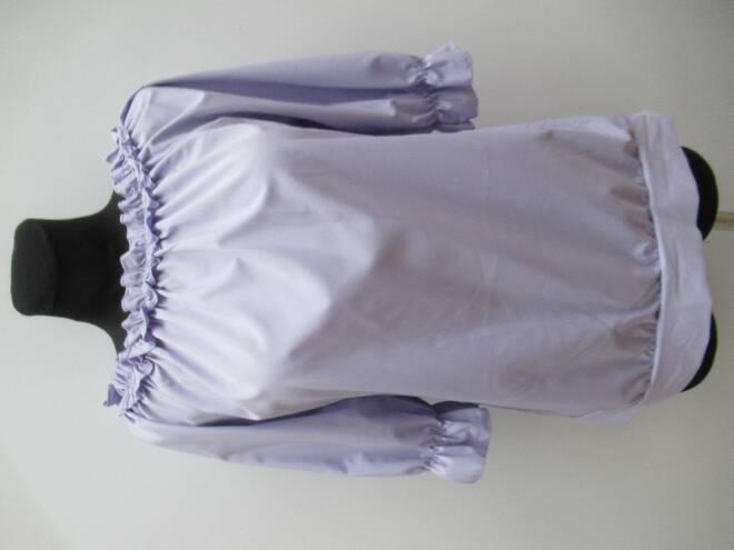 Bluzka damska F4071 MIX KOLOR STANDARD (odzież włoska)