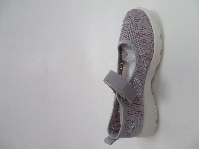 Półbuty Damskie 0025-3, Grey, 36-41