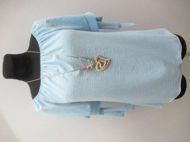 Bluzka damska F4087 MIX KOLOR STANDARD (odzież włoska)