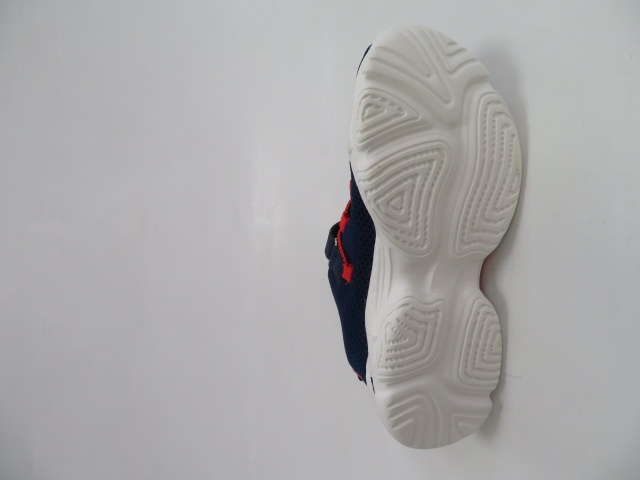 Buty Sportowe Dziecięce F776, Navy Red, 32-37 2