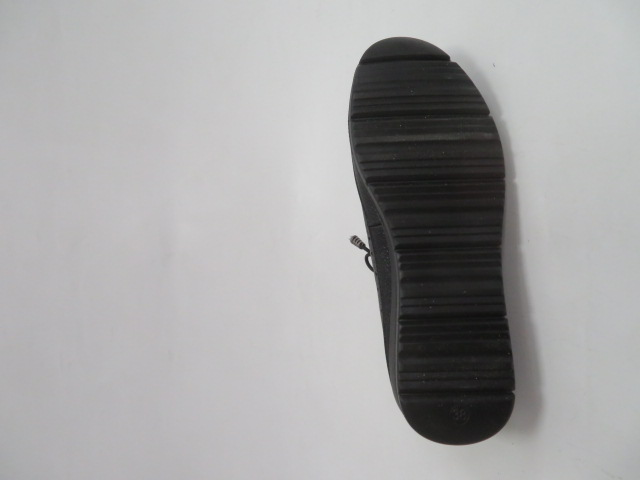 Półbuty Damskie 13038-1, Black, 36-42