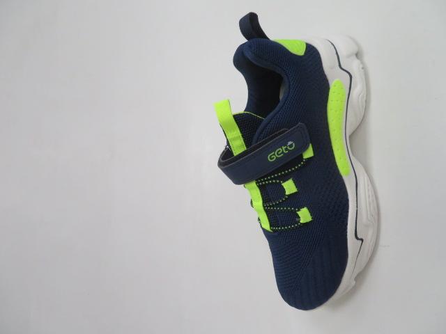 Buty Sportowe Dziecięce F776, Navy Green, 32-37