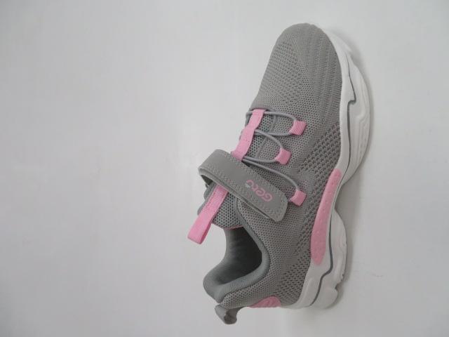 Buty Sportowe Dziecięce F776, Gray, 32-37 1