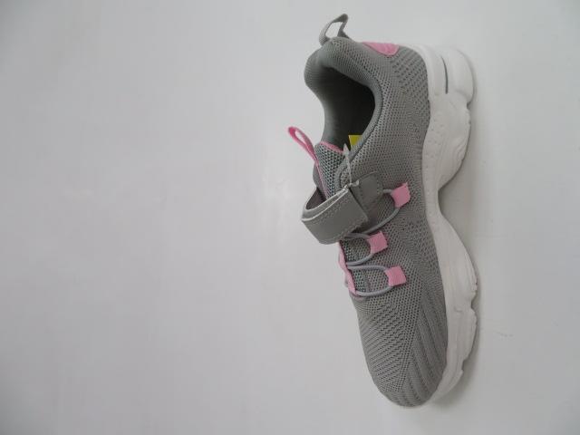 Buty Sportowe Dziecięce F776, Gray, 32-37 2