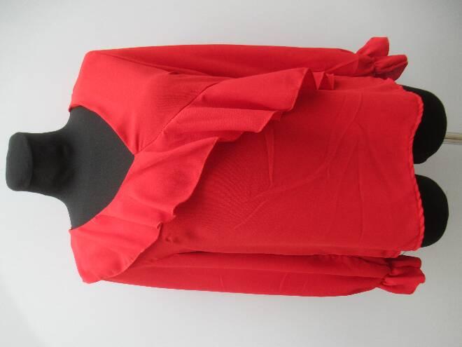Bluzka damska F4095 MIX KOLOR STANDARD (odzież włoska)