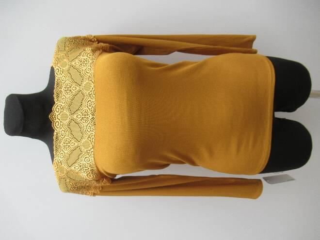 Bluzka damska F4104 MIX KOLOR STANDARD (odzież włoska)