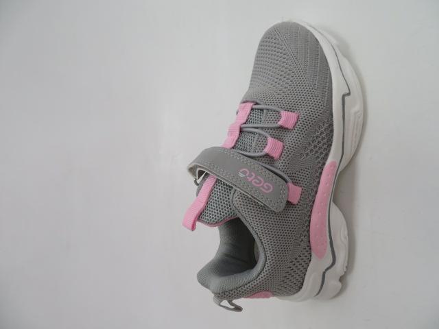 Buty Sportowe Dziecięce F775, Gray, 26-31