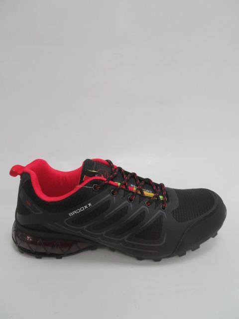 Buty Sportowe Męskie MXC 8103, Black/Red, 41-46
