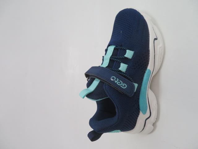 Buty Sportowe Dziecięce F775, Jade BLUE, 26-31