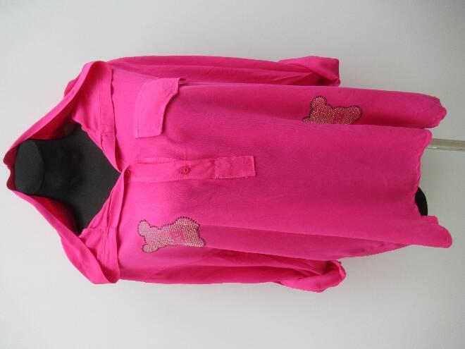 Bluzka damska F4113 MIX KOLOR STANDARD (odzież włoska)