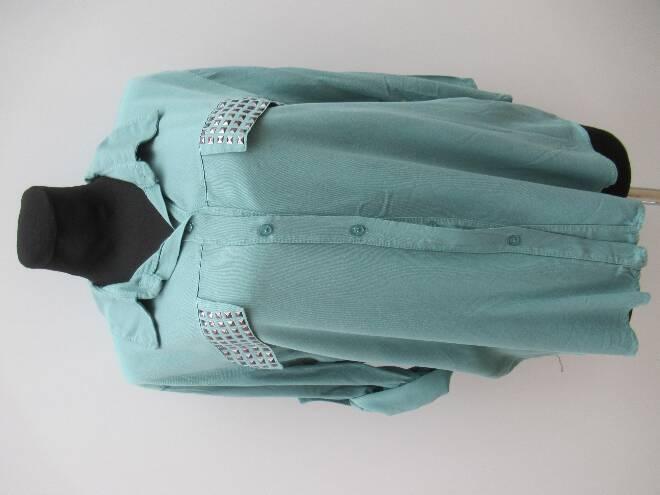 Bluzka damska F4117 MIX KOLOR STANDARD (odzież włoska)