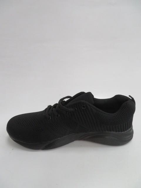 Buty Sportowe Męskie FQH-15, Black/black , 41-47