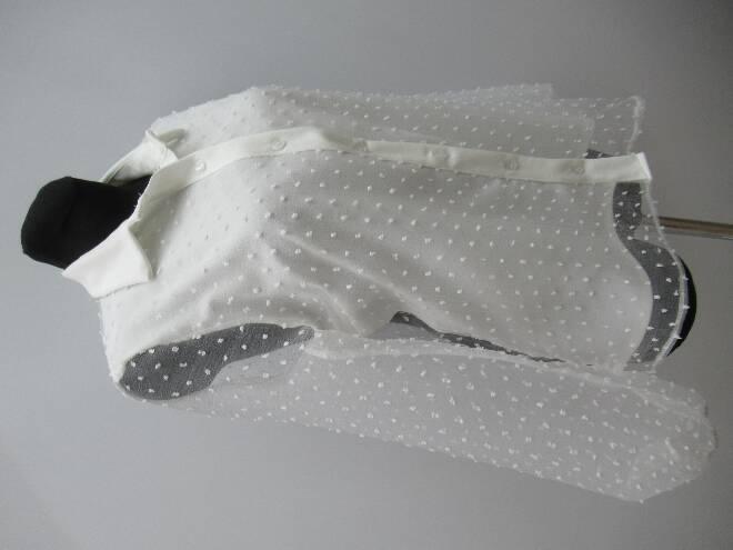 Koszula damska F4145 MIX KOLOR STANDARD (odzież włoska)