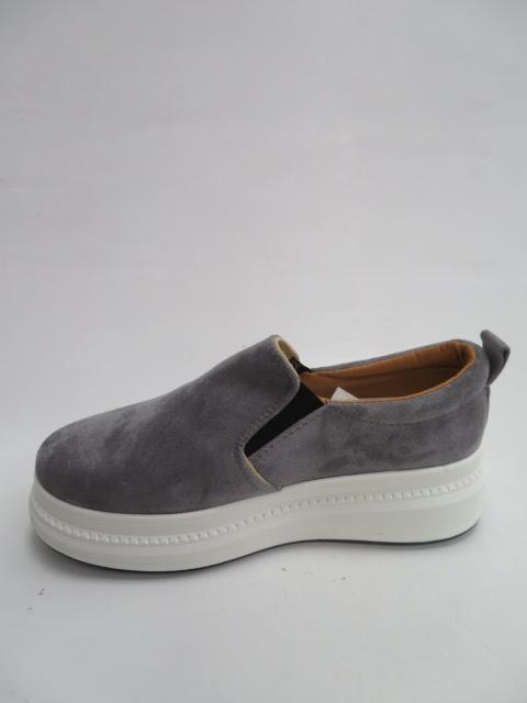 Półbuty Damskie  2907, Grey , 36-41