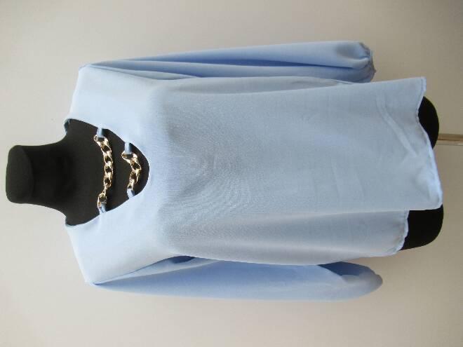 Bluzka damska F4189 MIX KOLOR STANDARD (odzież włoska)