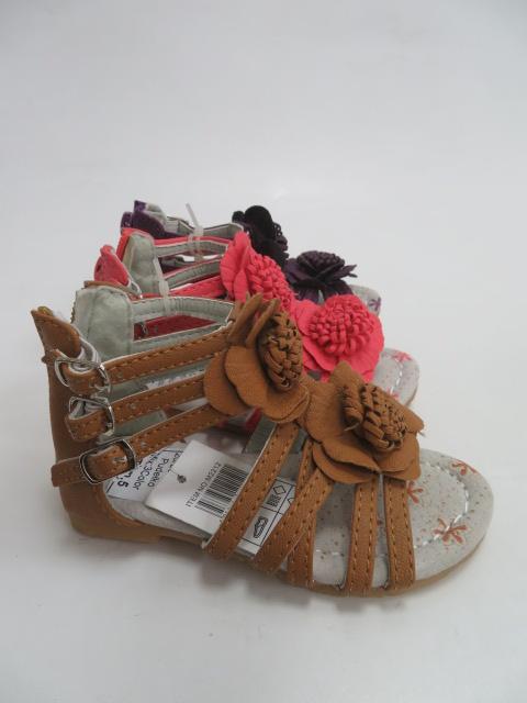 Sandały Dziecięce K02-1 , Mix 3 color, 20-25