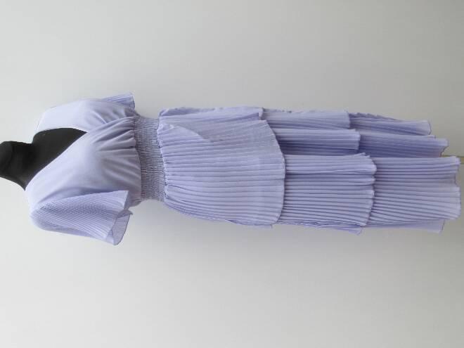 Sukienka Damska F4281 MIX KOLOR STANDARD