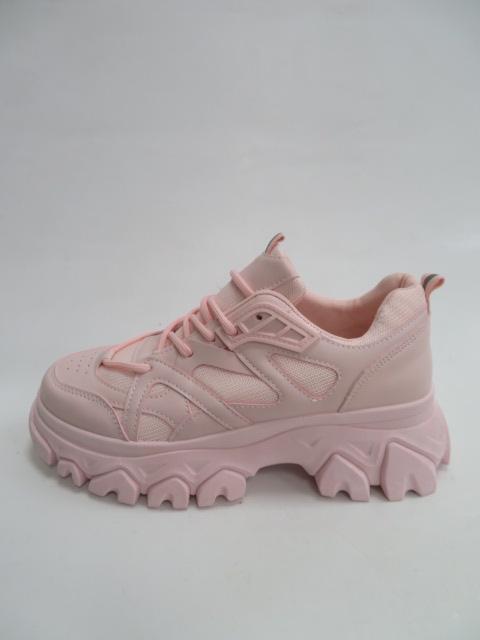 Sportowe Damskie LA152, Pink,  36-41