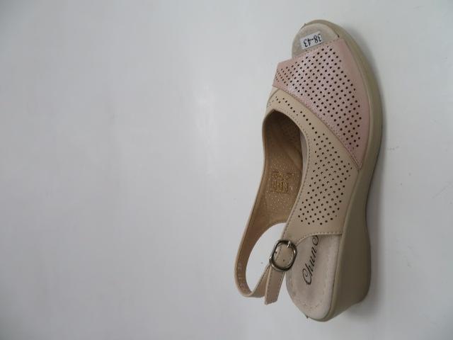 Sandały Damskie B309D-11 , 38-43