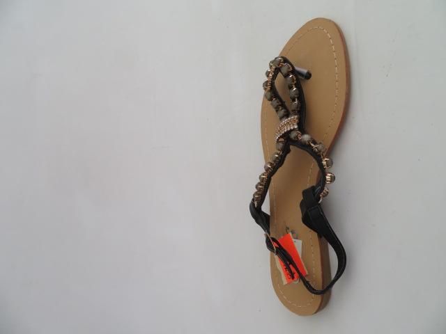 Sandały Damskie Z9196, Black, 36-41 2