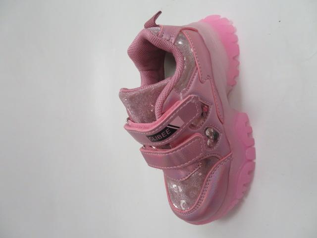 Buty Sportowe Dziecięce F35, Pink, 22-27
