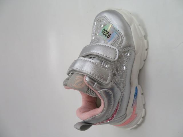 Buty Sportowe Dziecięce E66, Sivery, 21-26