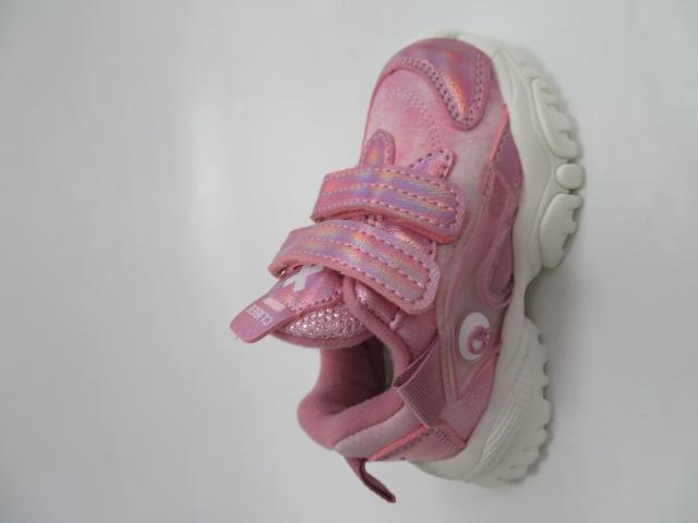 Buty Sportowe Dziecięce E-39, Pink, 21-26