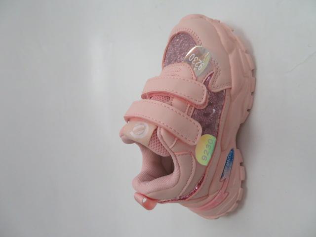 Buty Sportowe Dziecięce E66, Pink, 21-26