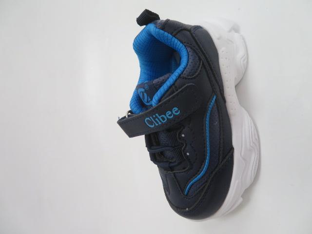 Buty Sportowe Dziecięce F972, DBlue/Blue, 21-26