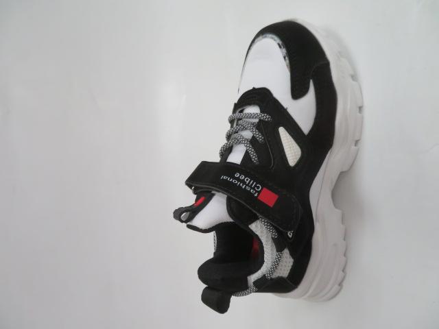 Buty Sportowe Dziecięce F-8, Black, 26-31