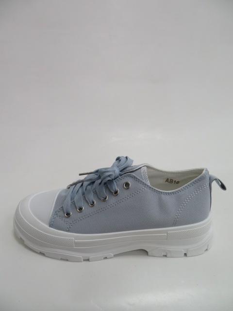 Trampki Damskie AB10, Blue , 36-41