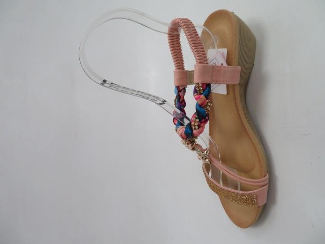 Sandały Damskie 2057, Pink, 36-41
