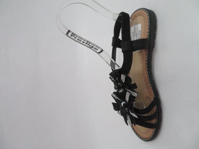 Sandały Damskie 2099, Black, 36-41