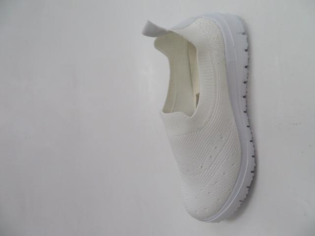 Sportowe Damskie FX-A01, White, 36-41
