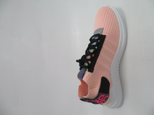 Sportowe Damskie 3501-4, Pink, 36-41