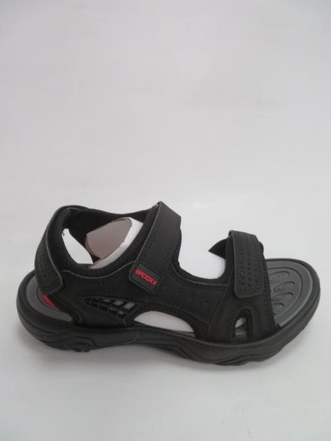 Sportowe Damskie 7SD 9157, Black/Red, 36-41