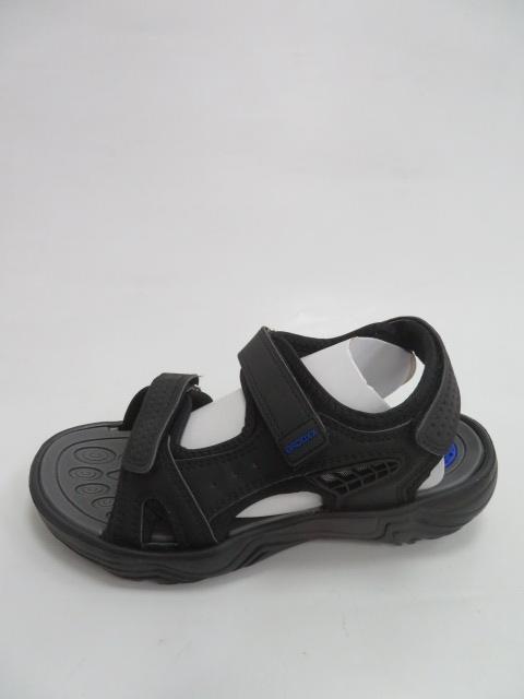 Sportowe Damskie 7SD 9157, Black/Blue, 36-41