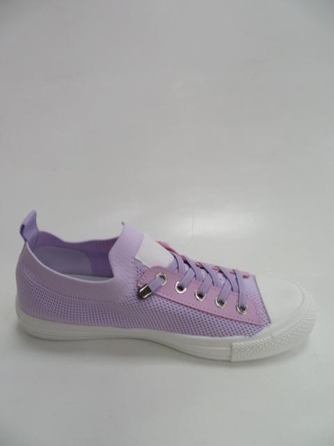 Trampki Damskie  F23D 7813 , Purple, 36-41