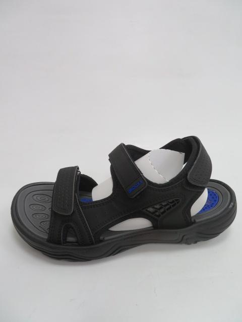 Sandały Męskie 9SD 9157, Black/Blue, 40-45
