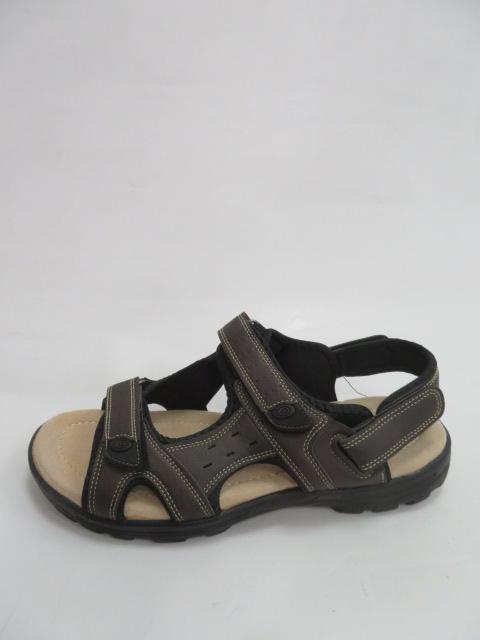 Sandały Męskie EL18627, Brown, 41-46