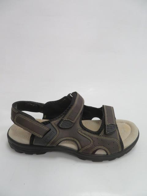 Sandały Męskie MK8002, DBrown, 41-46