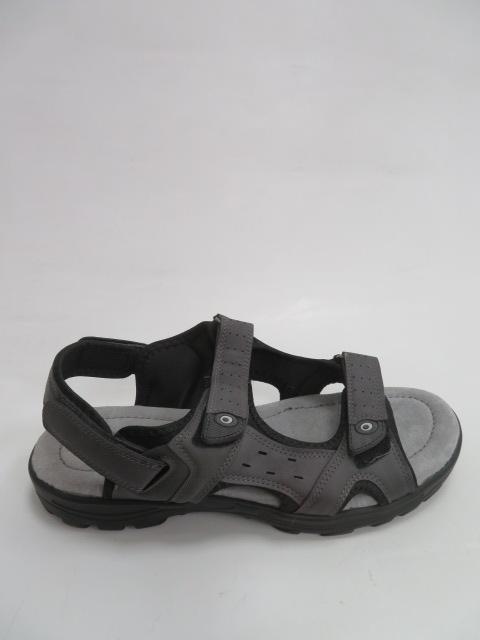 Sandały Męskie EL18627, Gray, 41-46