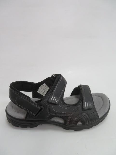 Sandały Męskie MK9018-1, Black, 41-46