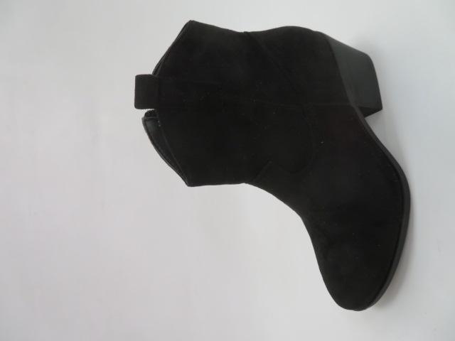 Botki Damskie M071-1, Black, 36-41 1