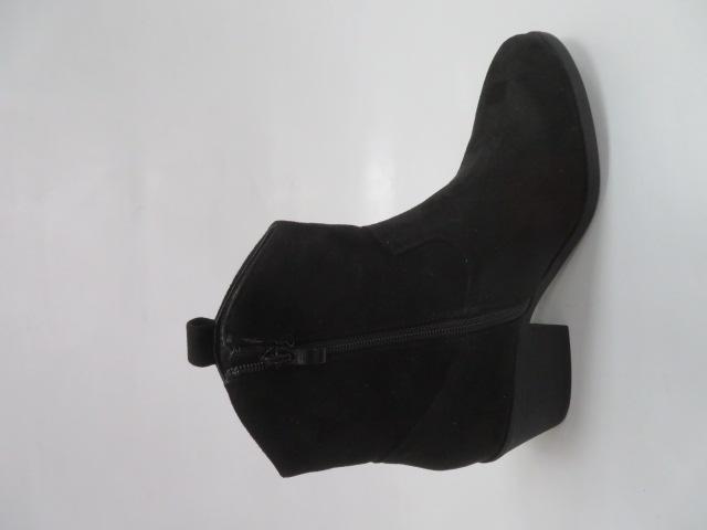 Botki Damskie M071-1, Black, 36-41 2