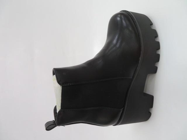 Botki Damskie Y20851, Black, 36-41 1