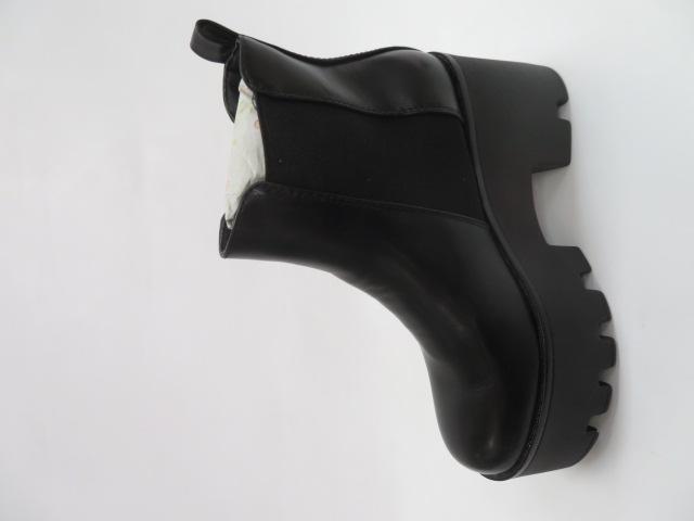 Botki Damskie Y20851, Black, 36-41 2