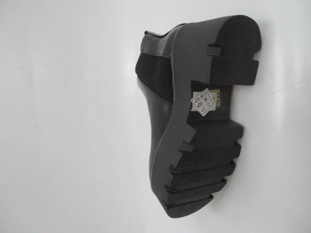 Botki Damskie Y20851, Black, 36-41 3