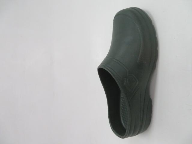 Klapki Damskie 1D, Green, 36-41